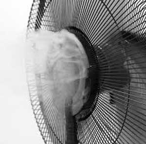 mist ventilator