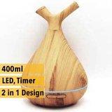 aroma diffuser aquair chiaro duo hout