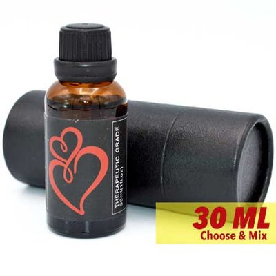 (30ml flacon) Love & Kiss (Sexual Energy) (MIX 100% puur) essentiele etherische olie (Secretum Ingredientia)