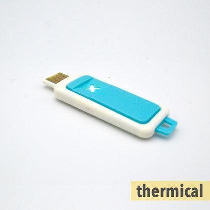 AromaGO Aroma diffuser 5V USB Connect  ***Random pick in turquoise of groen***  (brander/burner)