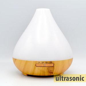 aroma diffuser vaso hout