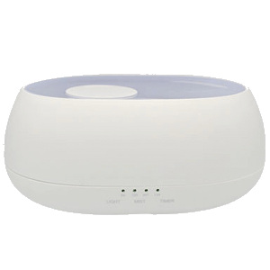 aroma diffuser icon II white frontview