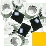 3x filterset alpha II luchtbevochtiger