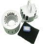 Filterset (4 delig) voor luchbevochtiger type Alpha II
